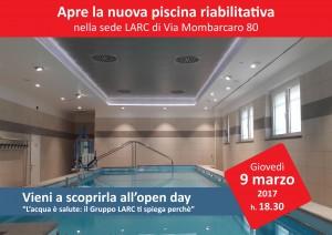 9 marzo piscina LARC