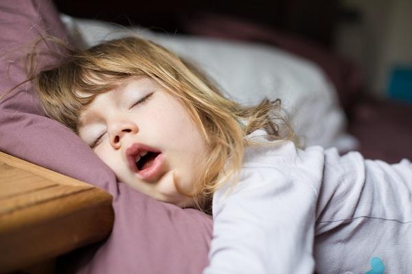 apnee notturne pediatriche