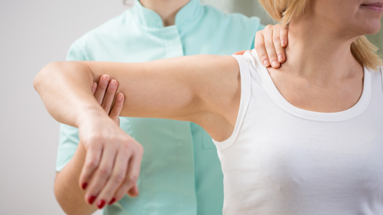 Ortopedia: spalla lussata
