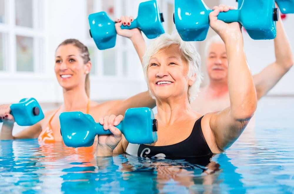 Idrokinesiterapia fisioterapia in acqua
