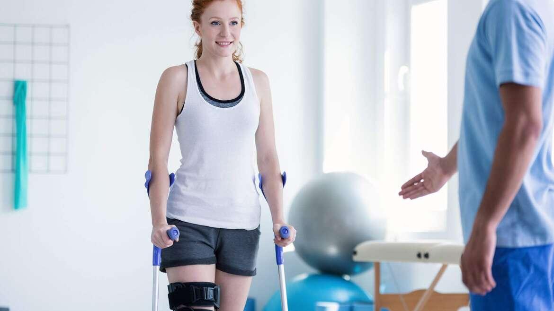 D-WALL: nuova apparecchiatura digitale per la riabilitazione fisioterapica