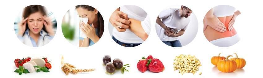 sintomi intolleranze alimentari