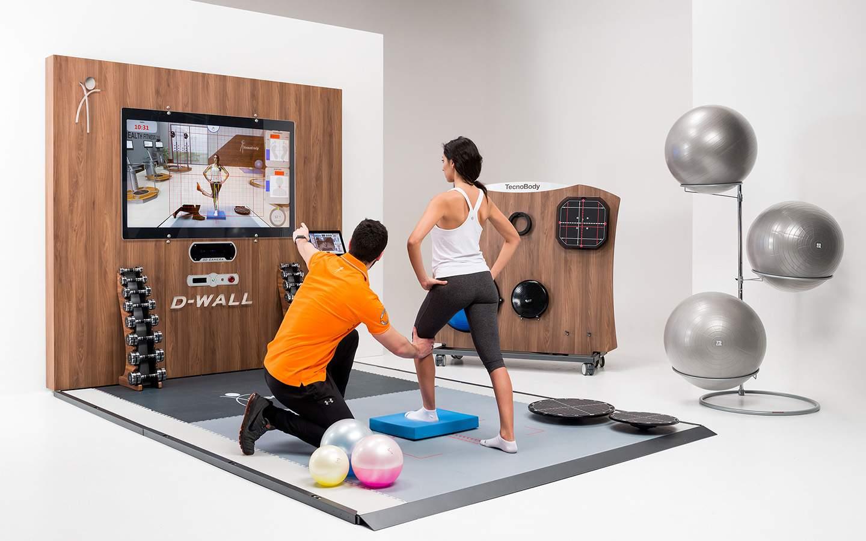 d wall fisioterapia torino